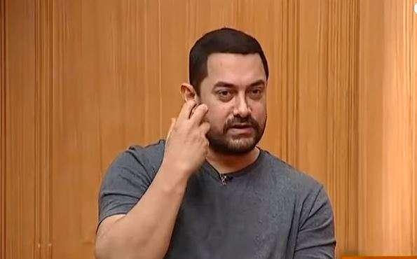 Aamir Khan in Aap Ki Adalat
