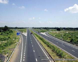 India Tv - Ahemdabad-Vadodara Expressway, Gujarat