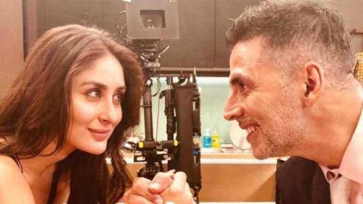 Image result for akshay kumar and kareena kapoor good news