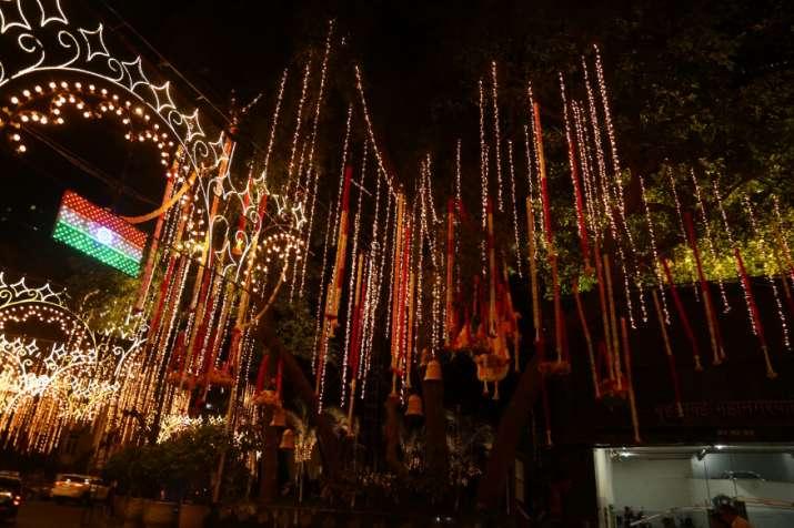 India Tv - Akash Ambani-Shloka Mehta Wedding: Inside look at the grand venue Antilia, pictures and videos