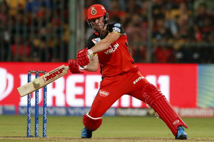 In numbers | What makes AB de Villiers the best batsman in IPL history |  Cricket News – India TV