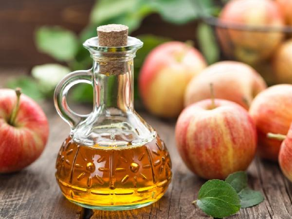5 health benefits of Apple Cider Vinegar; Include ACV in your diet for easy weight loss