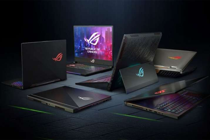 ASUS launches its new range of ROG lineup powered by NVIDIA GeForce RTX GPU and GL12CX in India