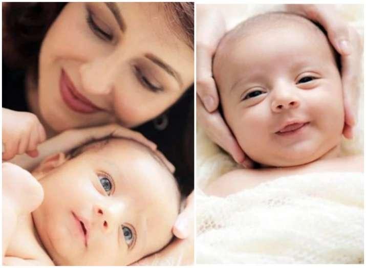 PHOTOS: Bhabiji Ghar Par Hain actress Saumya Tandon's latest photo shoot with baby boy is too adorab