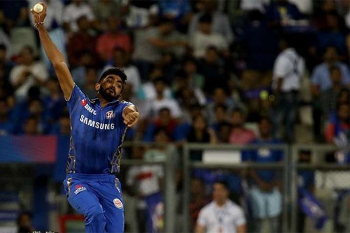 IPL 2019: Jasprit Bumrah, recovering from injury, joins Mumbai Indians for practice session