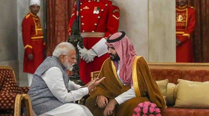 PM Modi talking to heads of Muslim countries, silent