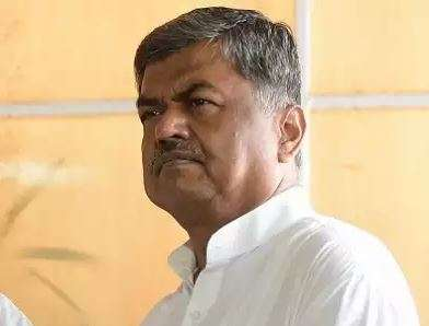 Senior Congress leader B K Hariprasad