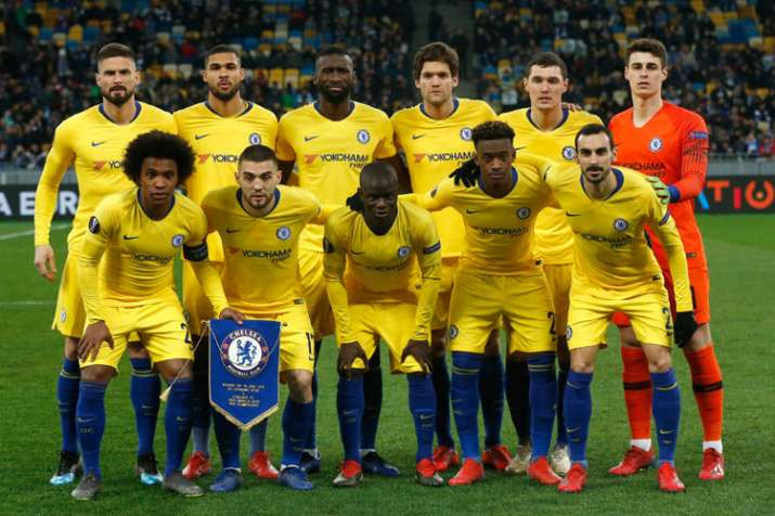 Chelsea make complaint to UEFA about racist abuse