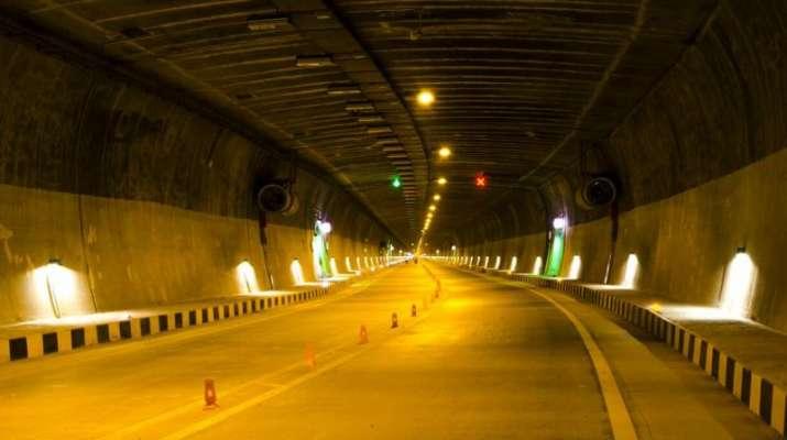 India Tv - Chenani-Nashri Tunnel, Jammu & Kashmir