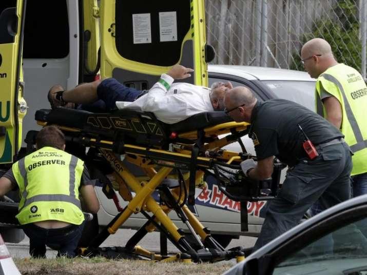 Christchurch Mosque attack