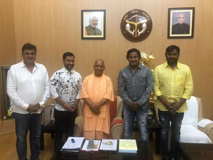 Bhojpuri superstar Nirahua joins BJP
