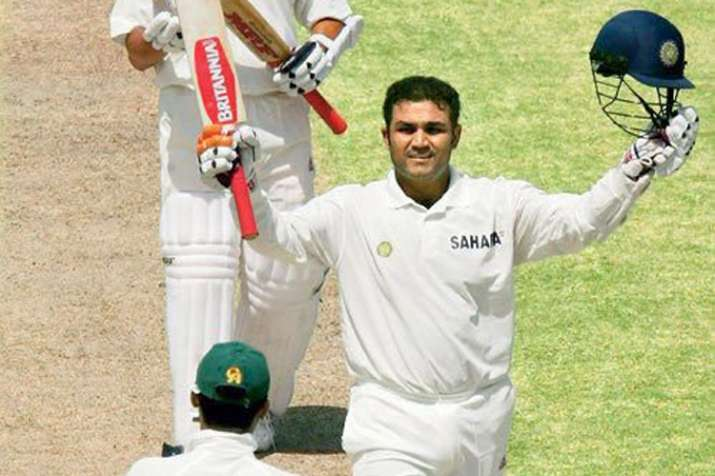 15 Years and counting: When 'Sultan of Multan' Virender Sehwag ...