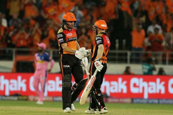 IPL 2019, Sunrisers Hyderabad vs Rajasthan Royals