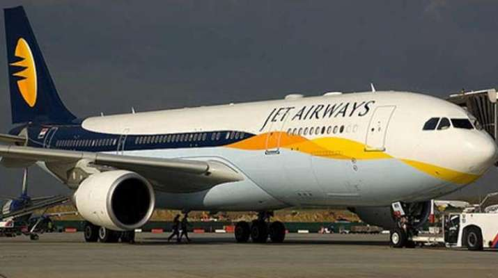 With just of operational fleet, Jet Airways suspends