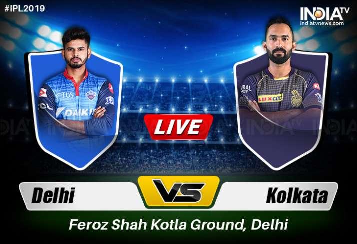 Live Cricket Streaming, IPL, Delhi vs Kolkata, Watch Live Match DC vs KKR live on Hotstar Cricket, S