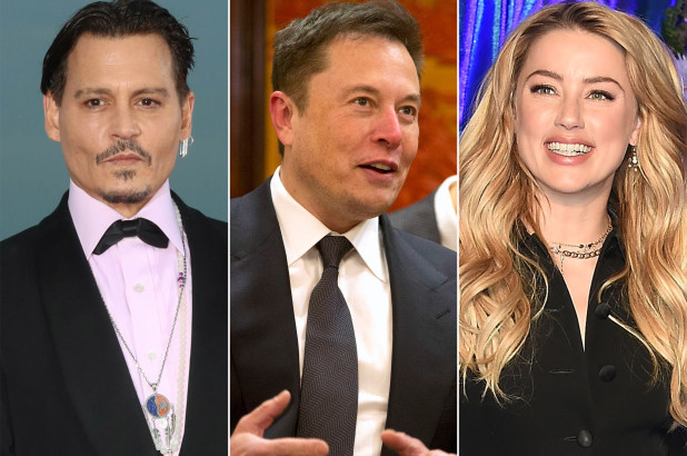 Johnny Depp On Ex Wife Amber Heard She Began Relationship With Elon Musk 1 Month Into Marriage Hollywood News India Tv