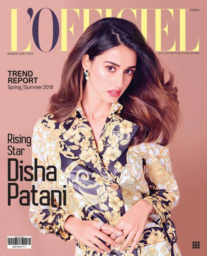 India Tv - Cover girl Disha Patani looks stunning in her latest pics; Look inside