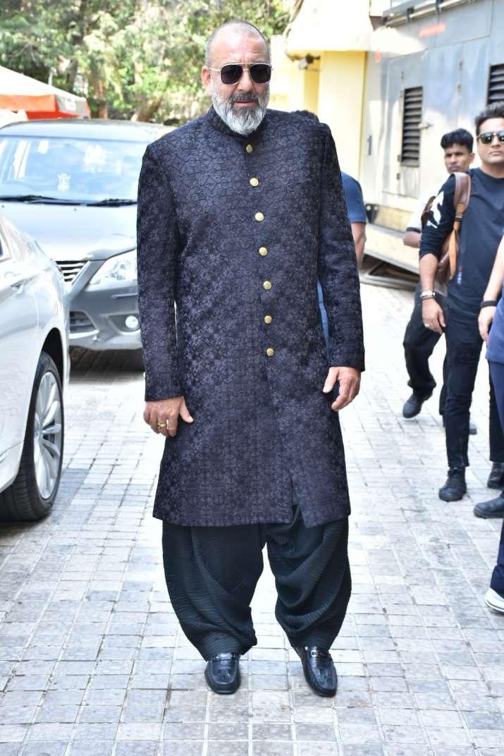 India Tv - Sanjay Duttat Kalank teaser launch