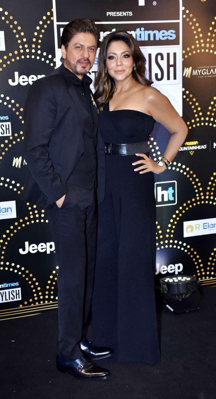 India Tv - Shah Rukh Khan and Gauri Khan