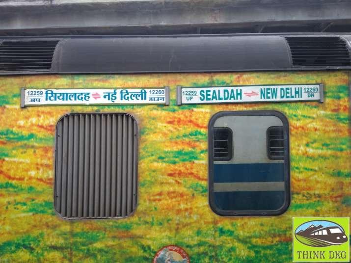 India Tv - Sealdah-New Delhi Duronto Express