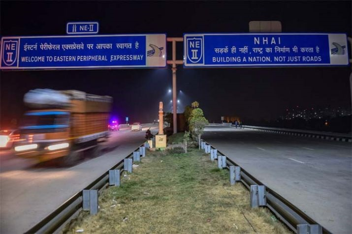 India Tv - Eastern Peripheral Expressway, Delhi