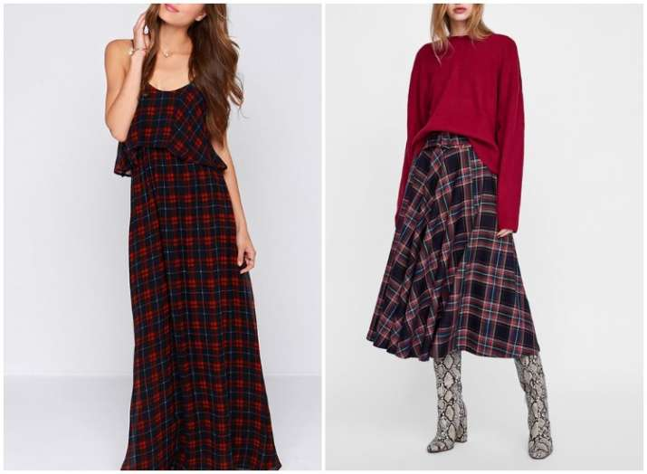 Tartan print is the latest fashion trend; 3 ways on how to style your plaid outfits