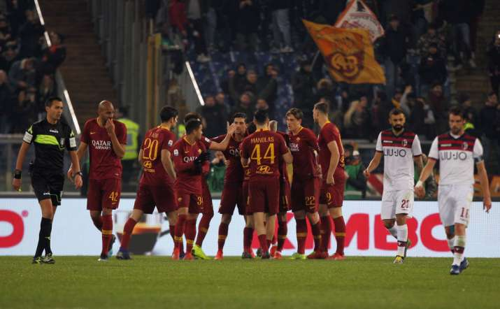 India Tv - Roma hope to repeat their last years performance against Porto.