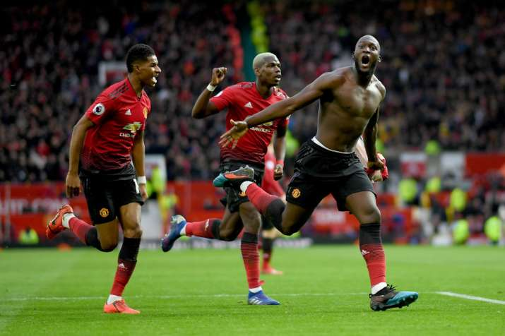India Tv - Manchester United hope to turn a 0-2 deficit around