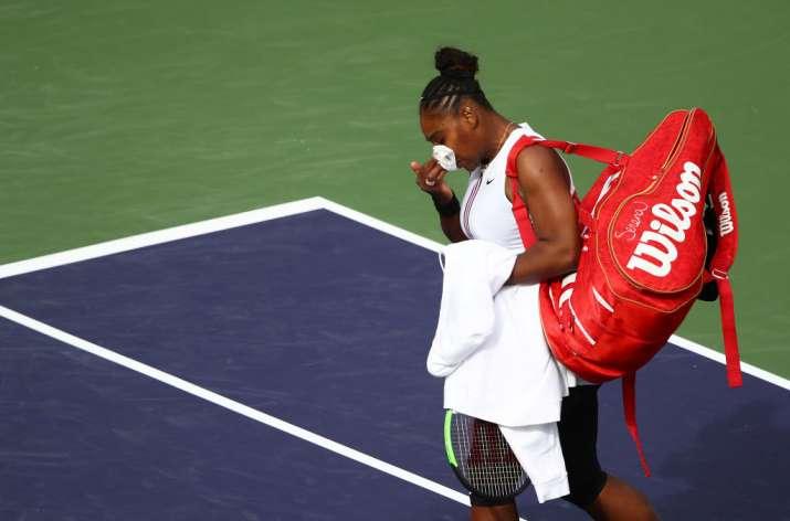 Indian Wells, Serena Williams
