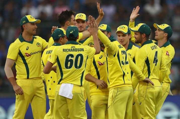 Live Cricket Score, India vs Australia, 5th ODI: Shankar's
