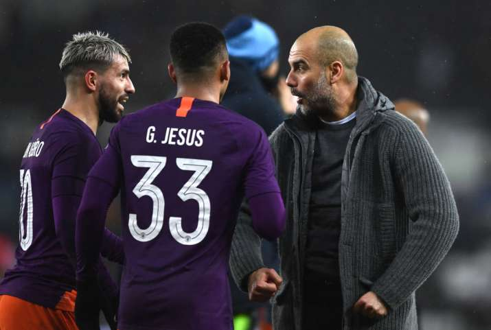 India Tv - The 'pep' effect came into work in the second half of the quarters clash