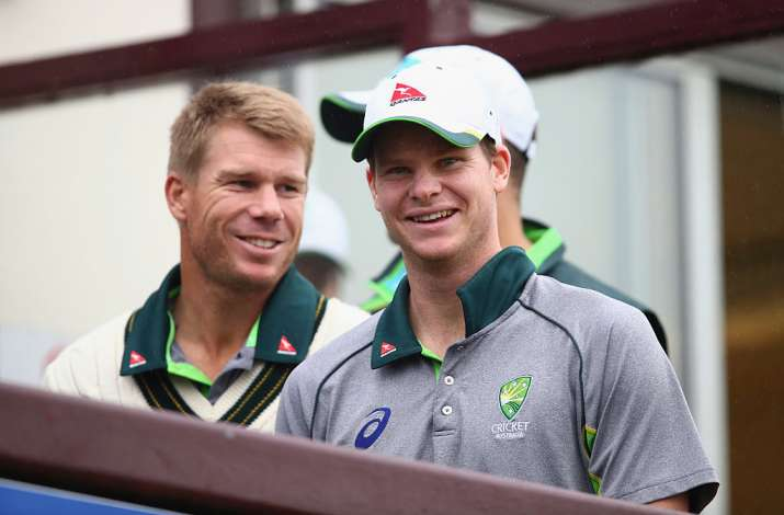 India Tv - Steve Smith and David Warner return to their respective franchise for the IPL