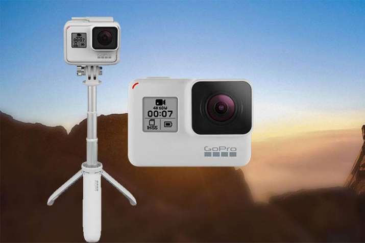 GoPro HERO7 Black limited edition dusk white launched in