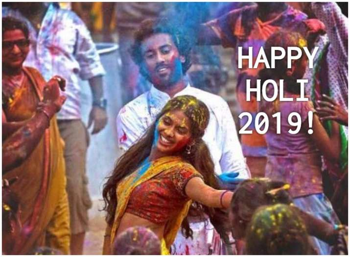Happy Holi 2019 Hd Images Wallpapers Best Wishes Whatsapp