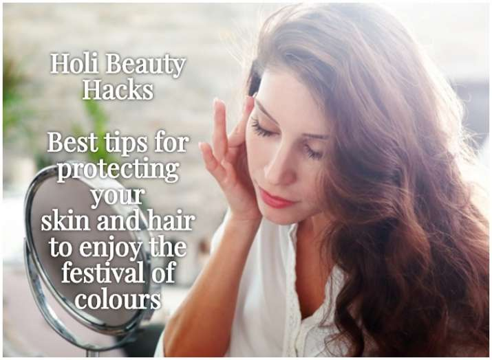 Holi Beauty Hacks | Best tips for protecting your skin and hair to enjoy the festival of colours