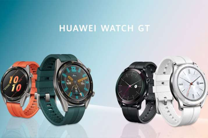 482ff6fb1 New HUAWEI Watch GT Active and Huawei Watch GT Elegant announced ...