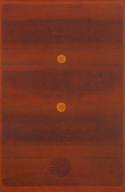 India Tv - Untitled oil on canvas by VS Gaitonde