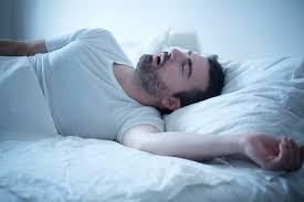 Sleep apnoea linked with Alzheimer's marker, says study