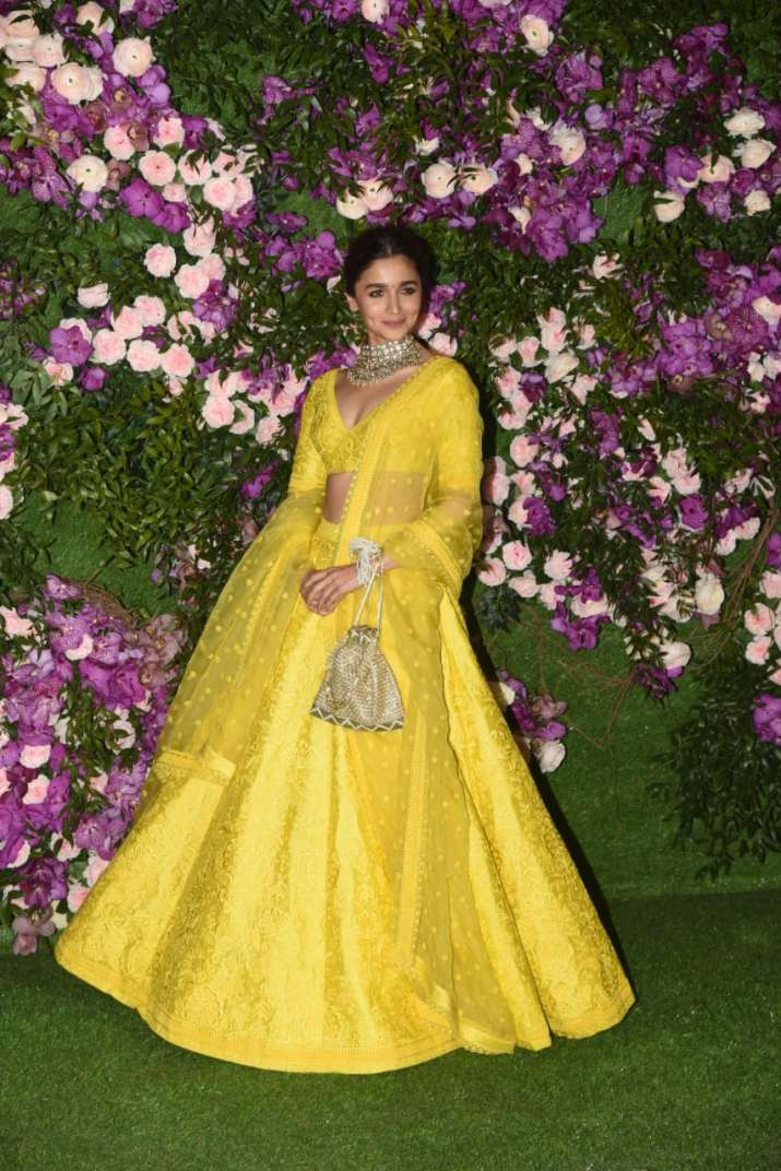 India Tv - Akash Ambani and Shloka Mehta wedding 2019: Alia Bhatt