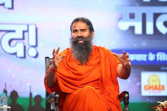Baba Ramdev at Vande Mataram: India must boycott China