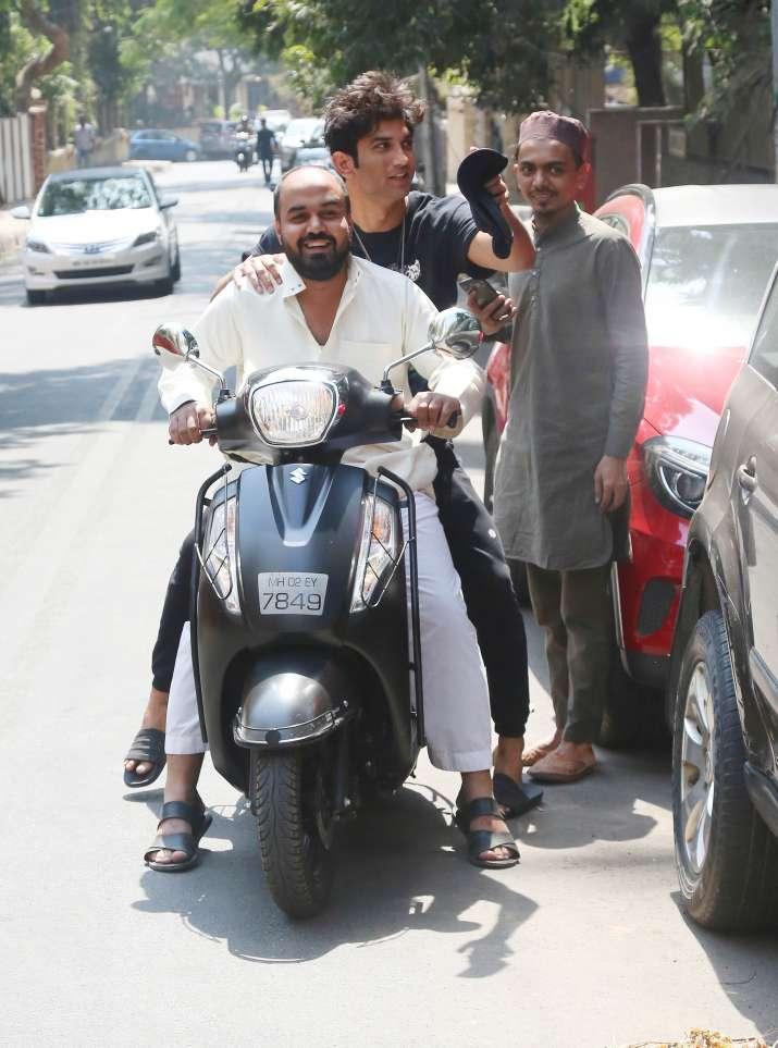 India Tv - Sushant Singh Rajput