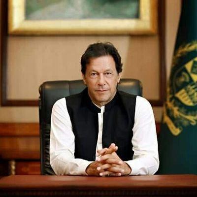 Pakistan President Imran Khan
