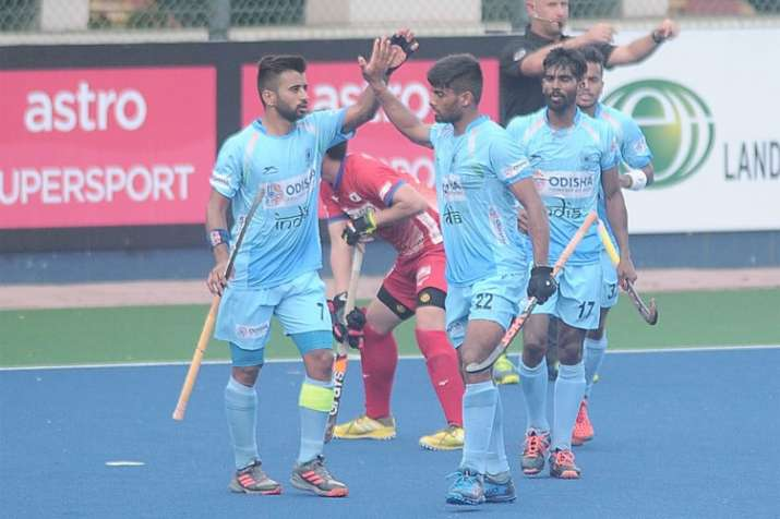 India start Sultan Azlan Shah Cup campaign on positive note, beat Japan 2-0