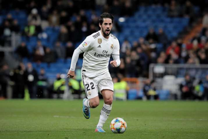 Second Chance Auto >> La Liga: Isco gets 2nd chance at Real Madrid with Zinedine ...