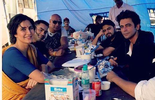 It's a wrap for Salman Khan starrer Bharat, Katrina Kaif