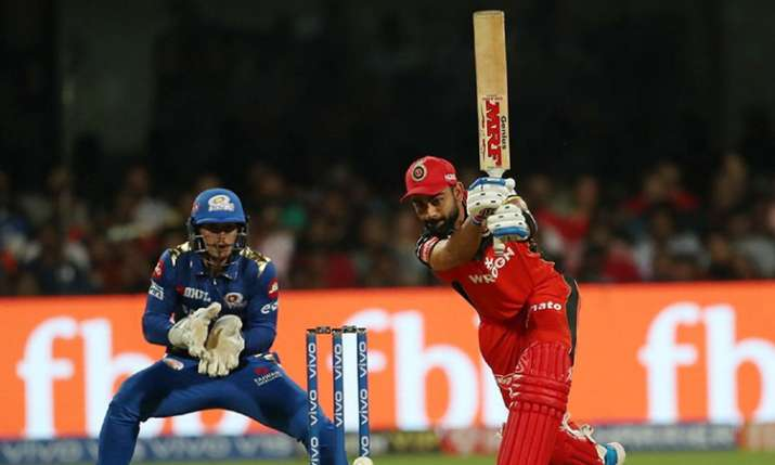 IPL 2019: Virat Kohli follows Suresh Raina to club 5000