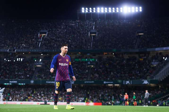 La Liga: Lionel Messi Nets Hat-trick To Down Real Betis
