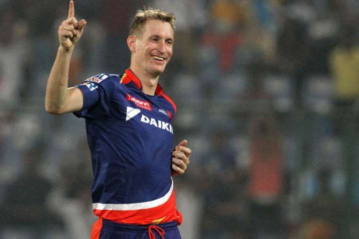 IPL 2019: I might look like a duck; but my brain is working overtime, says Chris Morris ahead of DC-