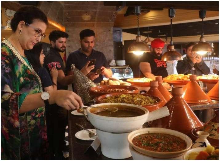 Moroccan Food Festival gets underway in Delhi; Know more