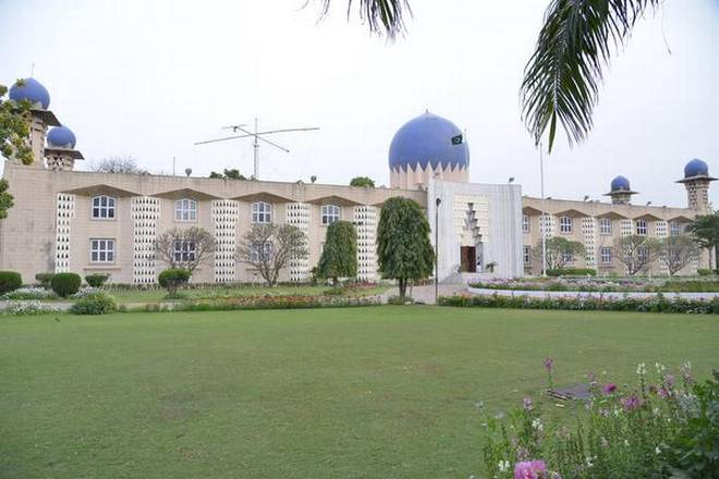 Pakistan High Commission in New Delhi